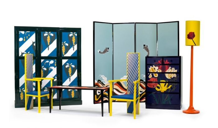 LOEWE's marquetry project
