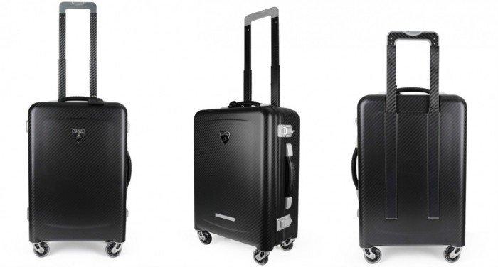 Lamborghini travel bag