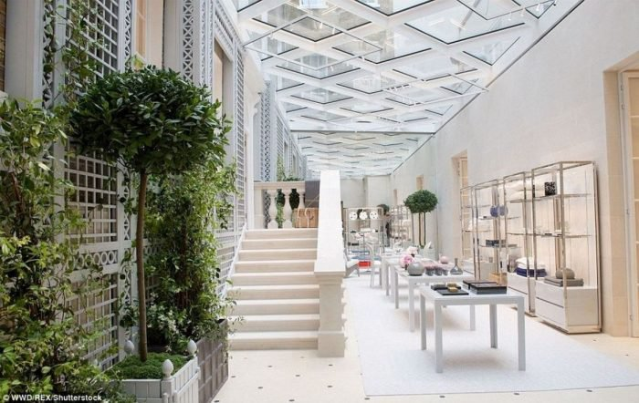Dior's new Home