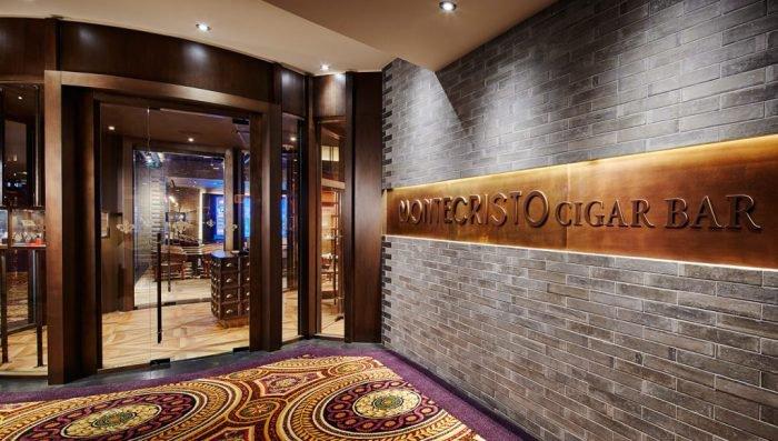 The Montecristo Cigar Bar
