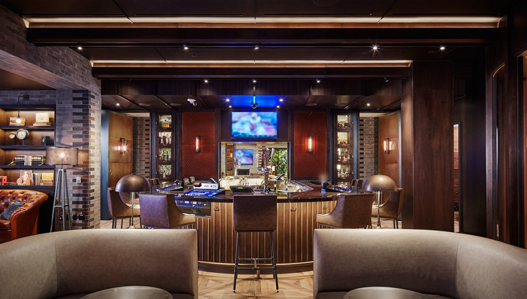 The Montecristo Cigar Bar Is The Newest Attraction In