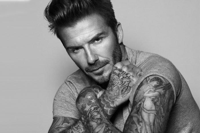 David Beckham x Biotherm Homme