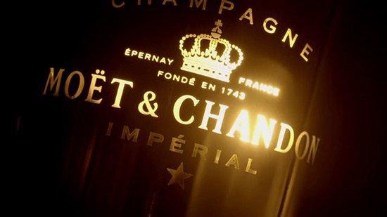 """Moët & Chandon """"Bright Night"""" Methuselah bottle"""