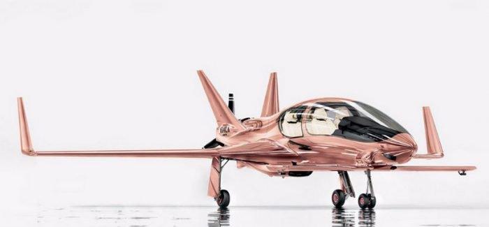 The Rose Gold Cobalt Valkyrie-X