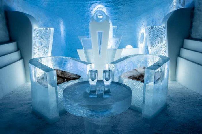 Sweden's Icehotel 365