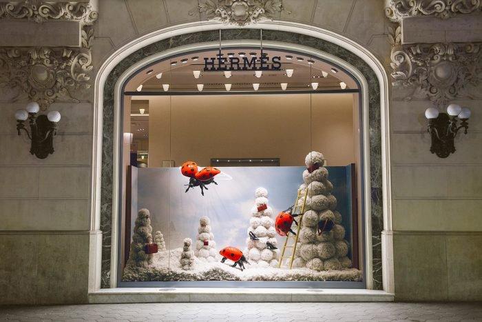 Christmas 2016 Hermès Spain