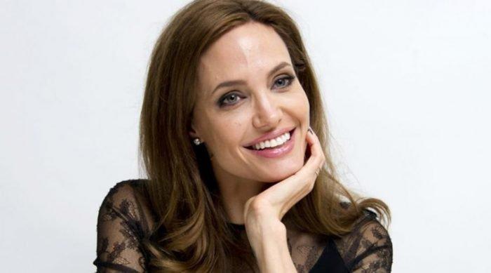 Angelina Jolie & Guerlain
