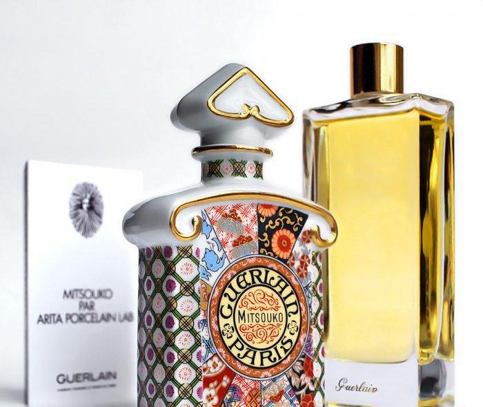 0a2b33d9d501 Guerlain s Limited Edition Perfume Bottle is a Piece of Art