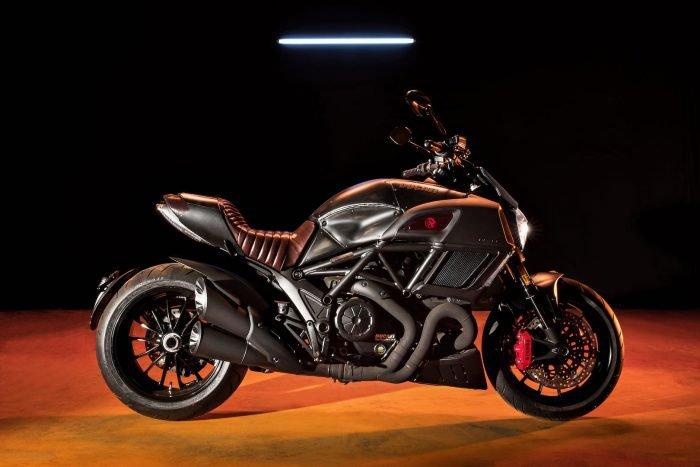 The Ducati Diavel Diesel