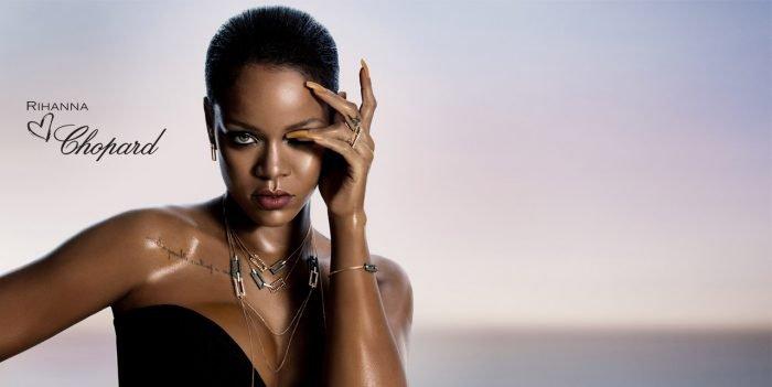 """""""Rihanna hearts Chopard"""""""