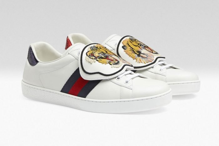 Gucci's Ace Patch Collection