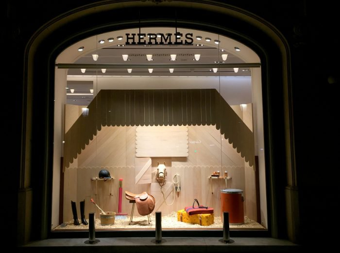Hermès Tinkering by INSTORE