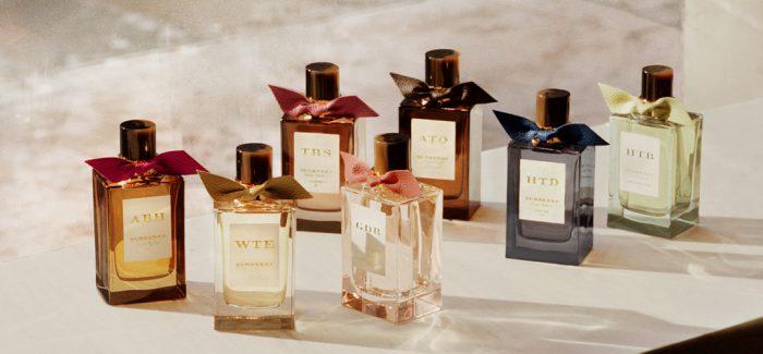 Burberry Bespoke fragrances