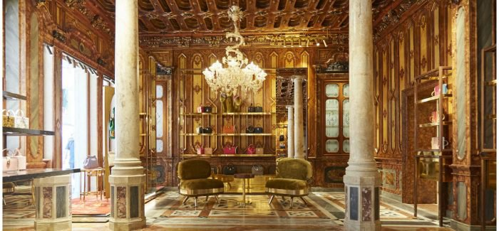 Dolce & Gabbana new boutique in Venice