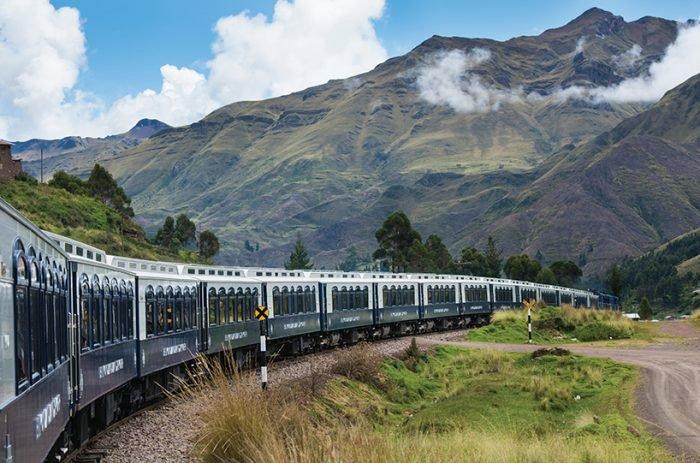 'Belmond Andean Explorer'