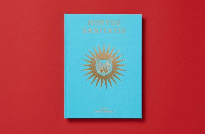 """""""HORTUS SANITATIS"""" Gucci book"""