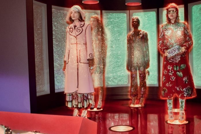 Gucci 'Star Trek' FY17