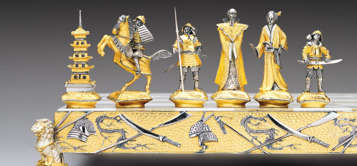 Historical and Artistic Chess Collection by Piero Benzoni