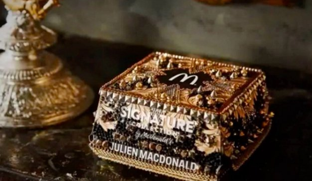 "McDonald's ""The Signature Collection"""