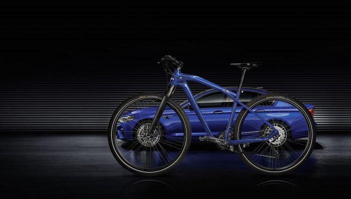 """BMW M Bike Limited Carbon Edition"""