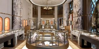 Bulgari's New York flagship