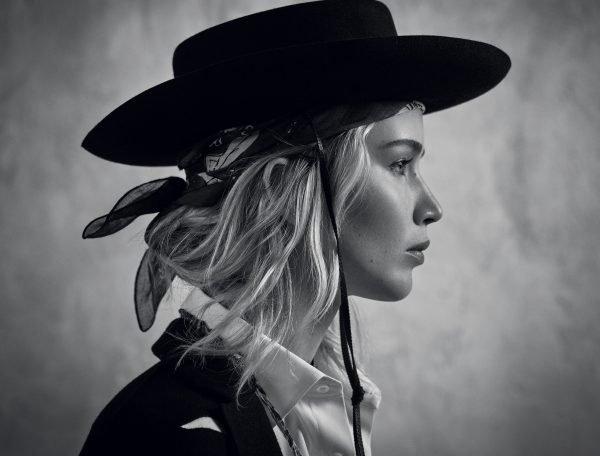 Jennifer Lawrence & Dior