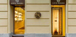 Luis Negri opens in Madrid
