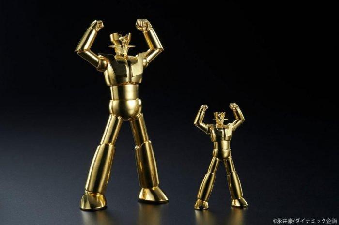 Mazinger Z gold