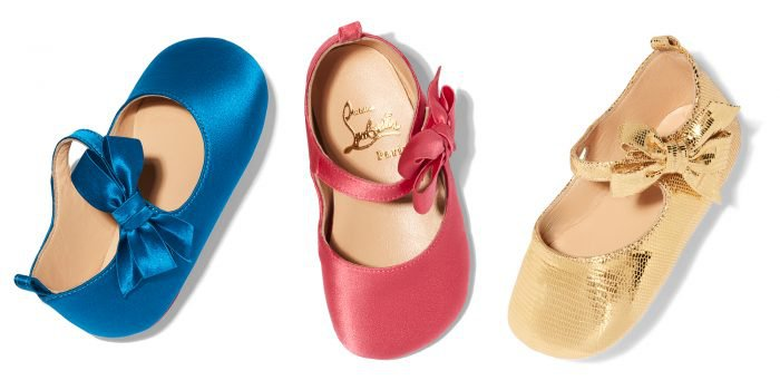 72bf4388dd9c Christian Louboutin debuts baby shoe collection