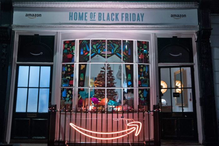 """Home of Black Friday"""