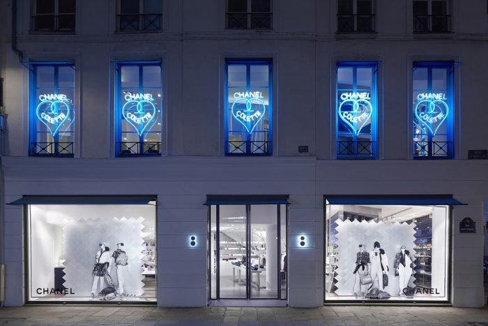 Chanel Pop-Up at Colette, Paris