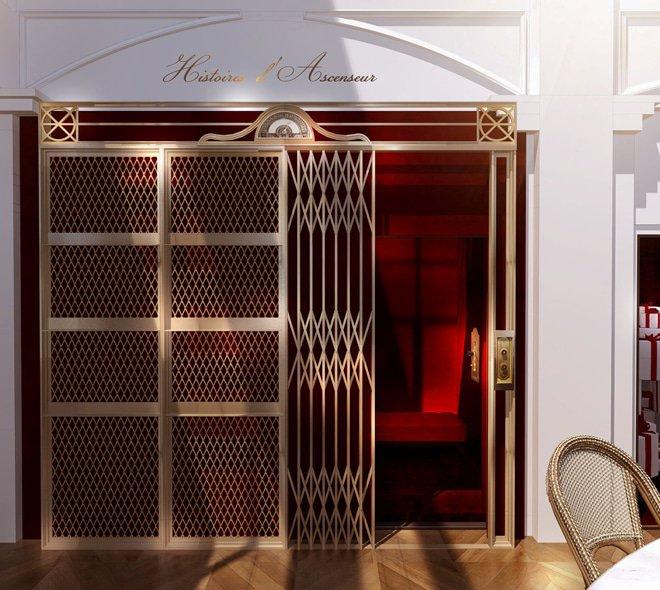 Cartier Noël, Saint-Germain des Près
