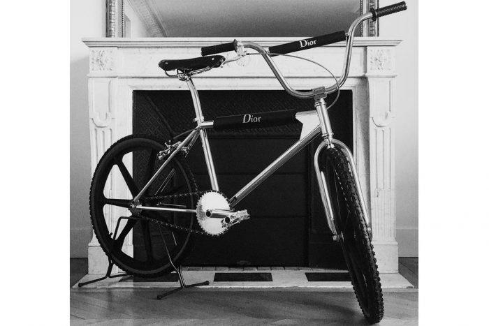 Dior BMX bike