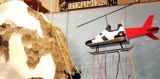 Hermès Christmas 2017 by INSTORE