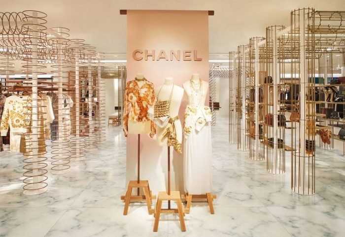 Chanel Pop-Up Store in Nordstrom