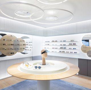 Dior opens a dedicated eyewear boutique in Paris
