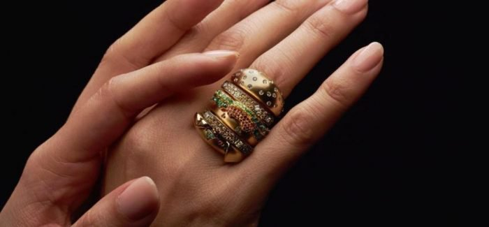 """""""Bling Mac"""", ring for Valentines day"""
