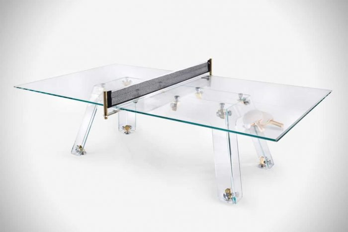 """Lungolinea""  ping pong luxurious table"