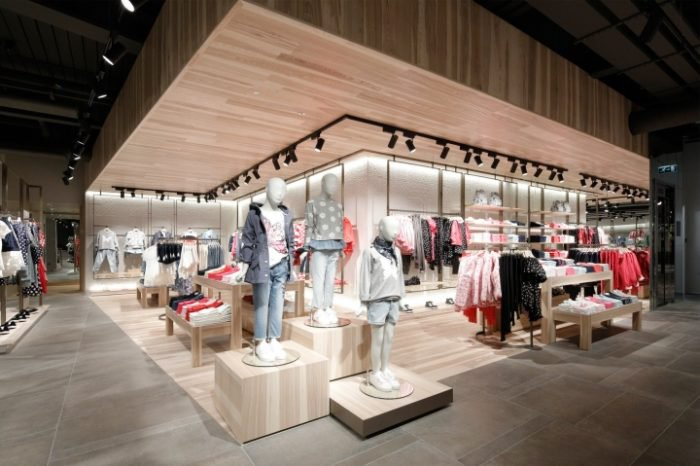 United Colors of Benetton flagship in London