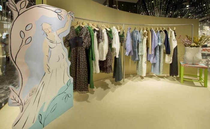 ALEXACHUNG opens pop-up in Tokyo