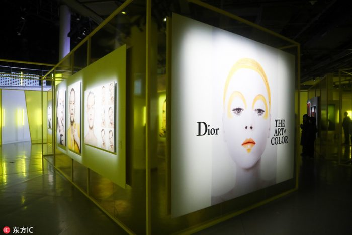 'Dior, The Art of Color' at MoCA