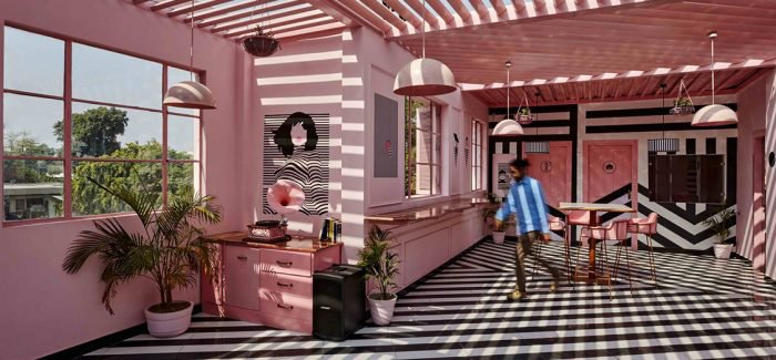 The Pink Zebra: Restaurant/Bar
