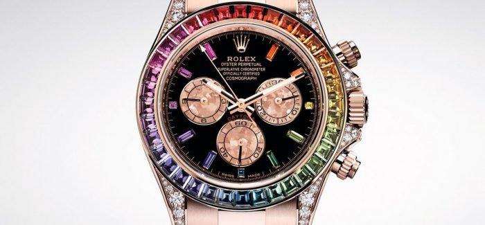 Rolex Cosmograph Daytona 'Rainbow'