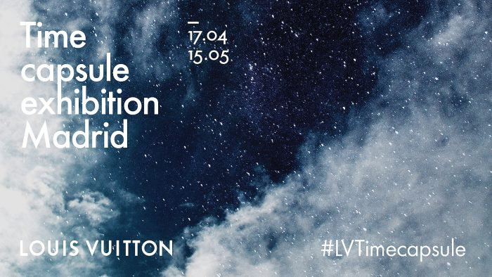 """LOUIS VUITTON """"TIME CAPSULE"""" EXHIBITION"""