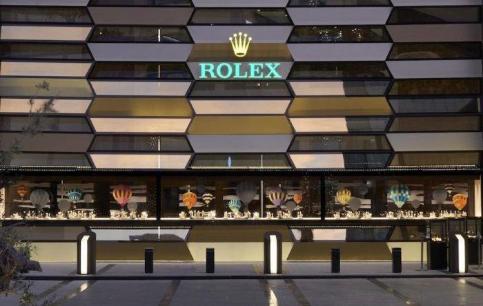 Rolex store, Dubai