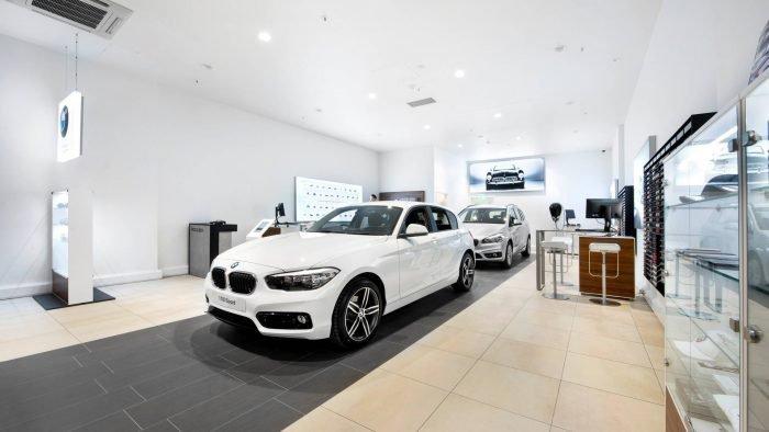 BMW Urban Store