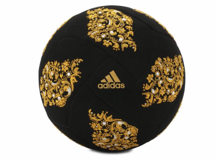 Adidas exclusive velvet football