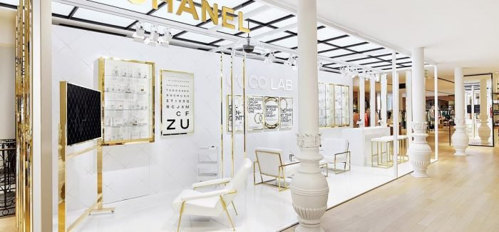 Chanel Coco Lab Pop-Up