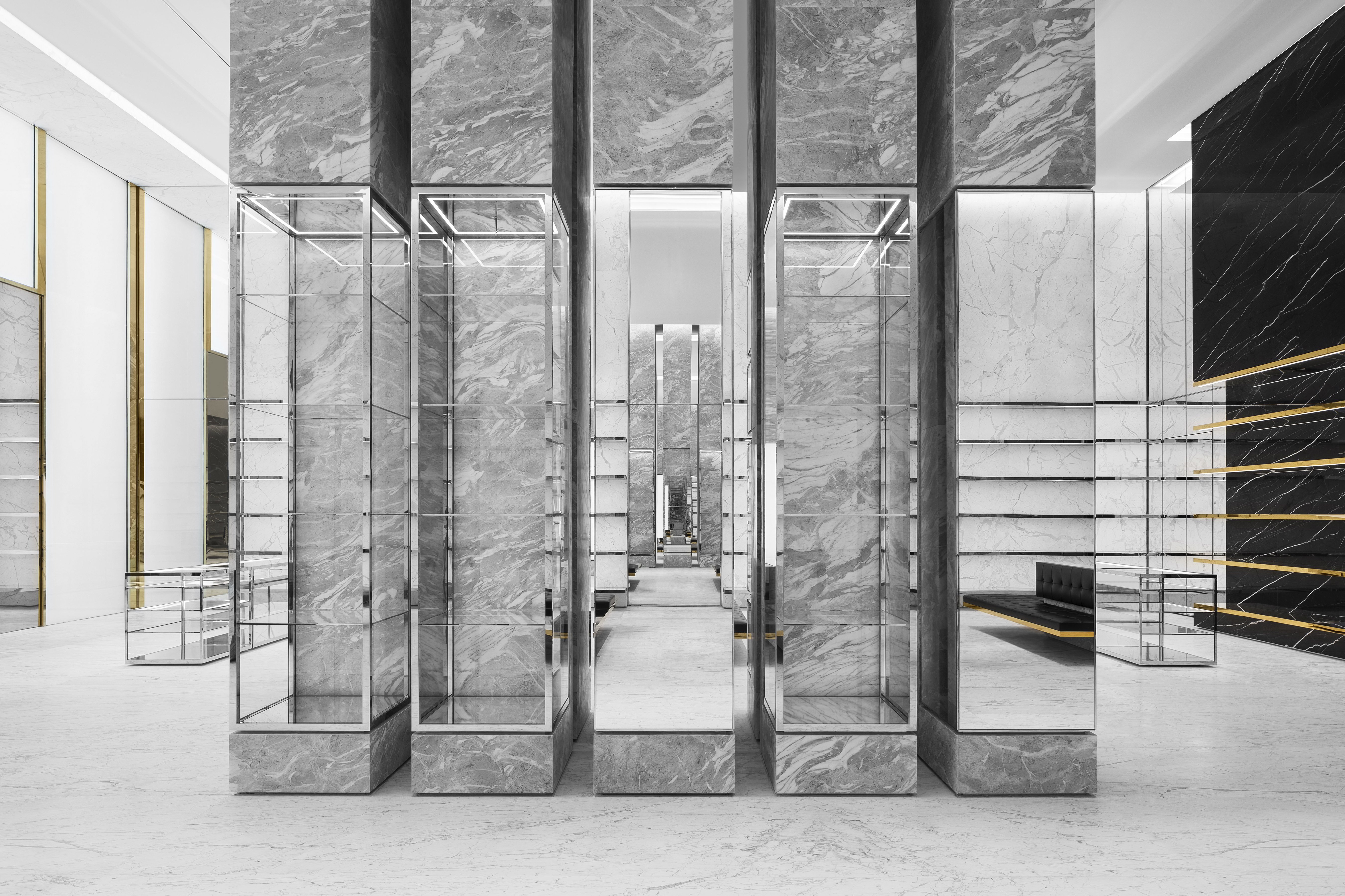 Saint Laurent Is Opening A Gorgeous New Shop In Dubai Mall
