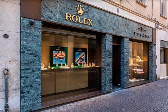 Errani Rolex store